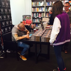 Darcy Book Signing 3